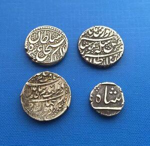 Islamic Dynasties Lot De 4 Pièces...-afficher Le Titre D'origine Gn97focc-07233752-506663530