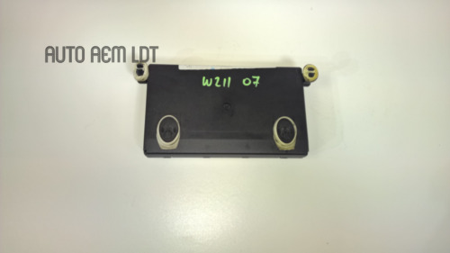 1 of 1 - MERCEDES E CLASS 211 DOOR CONTROL MODULE FRONT LEFT A2118707326