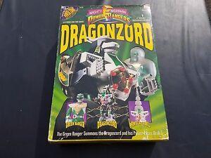 Bandai Mighty Morphin Power Rangers 1993 Dragonzord & Ranger Vert 2270 45557022709