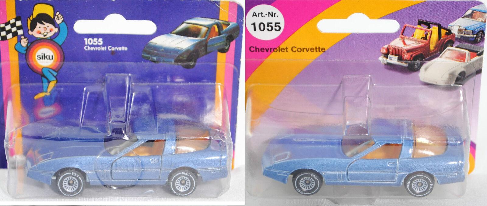 Siku Super 1055 Chevrolet Corvette 5.7 (tipo (tipo (tipo c4), aprox. 1 56 a112ef