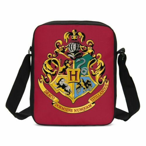 Harry Potter Gryffindor Backpacks Insulated Lunch Box Shoulder Bag Pen Case Lot