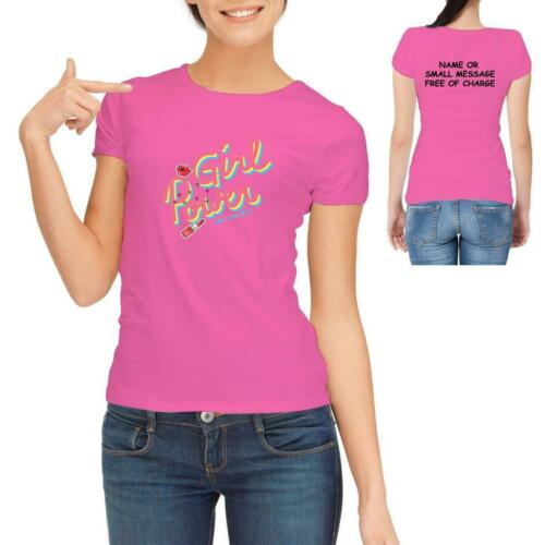Girl Power Mignon Filles T-Shirt Imprimé