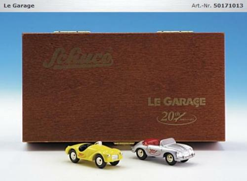 Schuco Piccolo Set - Le Garage Japan - AG 50171013