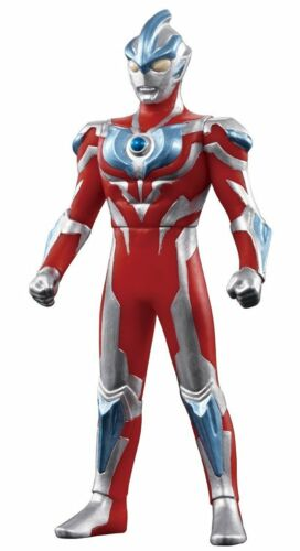 "Bandai Ultraman Ultra Hero 500 /""11 Ultraman Ginga/"" 5 /""Figure Japan"