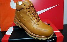 New Air Max Goadome ACG 865031-208 Nike Men Boot Waterproof Tawny Gum Brown 12