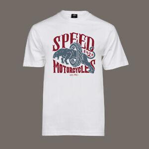 T-Shirt-Motorcycle-Speed-Shop-Bobber-Chopper-Biker-Kustom-Motor-Hot-Rod-Helm