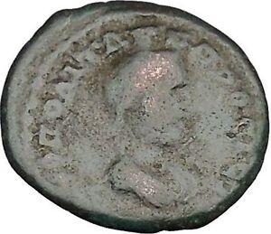 ELAGABALUS-Nicopolis-ad-Istrum-Rare-Ancient-Roman-Coin-Serapis-Osiris-i48358