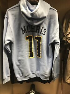 new product 5c689 bd504 Details about Monte Morris Denver Nuggets Hoodie Sweatshirt S-3X Iowa State