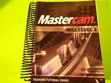 Mastercam Mill Level 3 Training Tutorial X6 In House Solutions