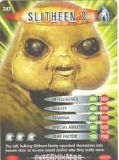 Doctor Who Battles In Time Exterminator #243 Slitheen 2