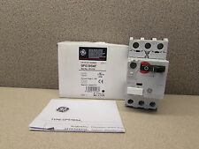 general electric gps1bsaf manual motor starter ebay rh ebay com Magnetic Starters Electric Motors General Electric Motor Starter IEC
