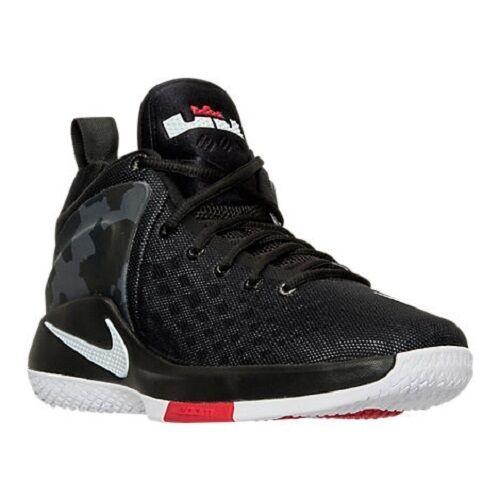New Men's Nike LeBron Zoom Witness Basketball shoes, Black
