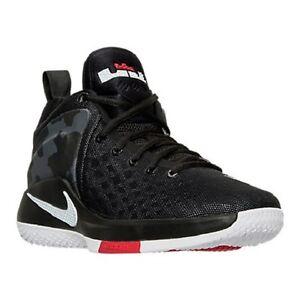 05d9c5c1f6d ... shoes new cool grey red 852439 005 1 of 4 see more ac40a af797  new  zealand image is loading new men 039 s nike lebron zoom witness 60ec2 7955e