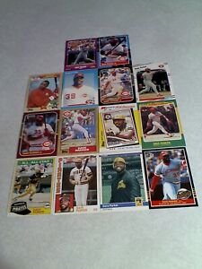Dave-Parker-Lot-of-60-cards-45-DIFFERENT