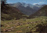 Alte Postkarte - Lungau - St. Michael mit Katschbergstraße