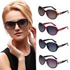 Retro Women's Polarized UV400 Lens Sunglass Oversized Butterfly Fashion Eyewear