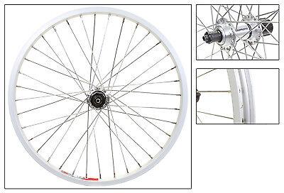 Wheel Rear 20x1.75 ALEX 101 FHRM40 8sQR 36SS