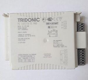 TRIDONIC-22176409-PC-1X57-70-TC-REATTORE-ELETTRONICO-PL-T-DULUX-T-1X57W-1X70W