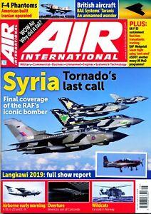 Details about AIR INTERNATIONAL 96/5 MAY 2019 Tornado GR4,A-50  Mainstay,E-2D Adv,E-7A,Taranis
