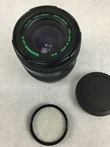 Haze Multithreaded Glass Filter 1A Multicoated UV for Canon EOS M50 49mm