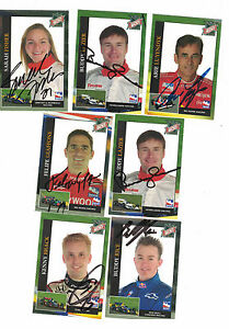 Sports Mem, Cards & Fan Shop 2003 Indianapolis 500 Buddy Lazier Authentic Autograph COA INDY CAR RACING Racing-Other