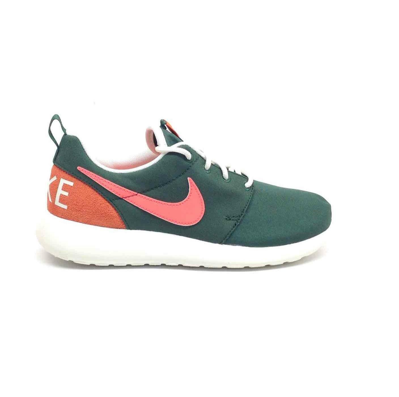 Nike da Donna Roshe One Rétro Gorge Scarpe Sportive Verdi 820200 381 | Primo gruppo di clienti  | Scolaro/Signora Scarpa