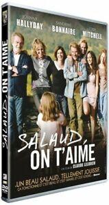 Salaud-on-t-039-aime-Johnny-Hallyday-Sandrine-Bonnaire-Eddy-Mitchell-DVD-NEUF