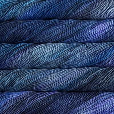 Malabrigo 100/% superwash merino wool yarn Aguas :Sock #855: