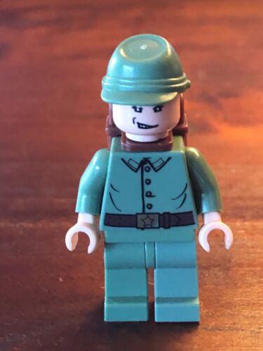Genuine LEGO indiana jones russian guard 3 Mini figura iaj021 Set 7625