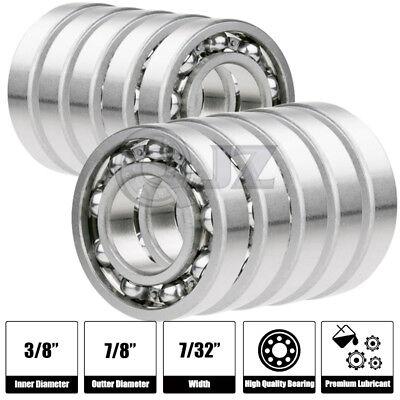 1x R12-OPEN Ball Bearing Premium Free Shipping 1.625in x 0.75in x 0.3125in