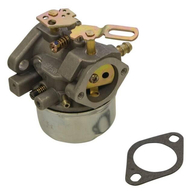 New Stens 520-938 Stens Carburetor Replaces OEM Tecumseh HM70 HMSK80 640334A