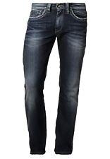 Pepe Jeans London KINGSTON ZIP Regular Jeans/Deep Shadow - 34/36 W13 WAS £90