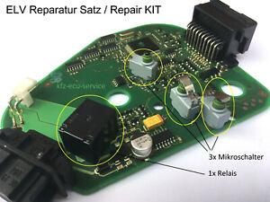 Reparatursatz-Lenksaeulenverriegelung-ECU-Steuergeraet-4F0905852B-Audi-A6-4F-Q7-4L