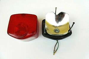 HONDA-SUPERDREAM-CB250N-CB400N-ORIGINAL-FIT-REAR-LIGHT-UNIT-GOOD-CONDITION