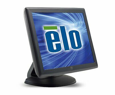 """Elo TouchSystems ET1515L-AUWC-1-GY-G 15/"""" LCD Touch Monitor With BASE Grade A"""