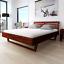 Holz-Doppelbett-Ehebett-Massivholz-Bettgestell-140-180cm-Nachttisch-Akazienholz