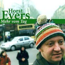 Horst Evers - Mehr vom Tag DIGIPAK / WORTART RECORDS CD