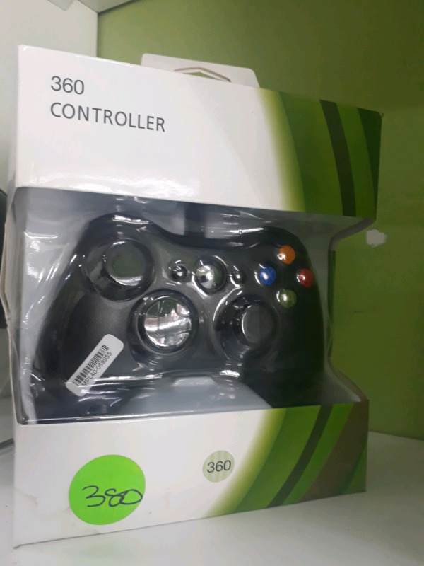 360 Wired Controller