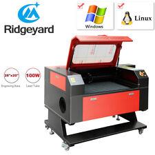 100w 700500mm Co2 Laser Cad Laser Engraver Cutter Cutting Engraving Machine Usb