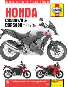 Image Is Loading 2012 2015 Honda CB500F 2013 CB500X CBR500R