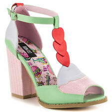 NEW! IRON FIST 'Cupcake Heel' Shoes Sz 7 New In Box SOLD OUT
