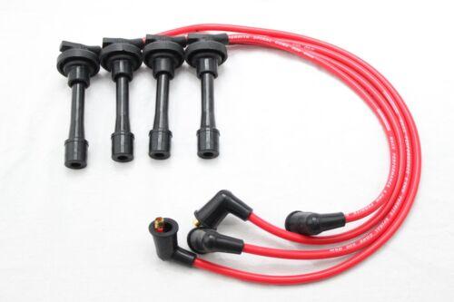 MAXX 614R Performance Spark Plug Wires Acura Honda B16A2 B16A3 B17A1 B18C1 B18C5