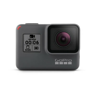 GoPro HERO6 Black Caméra d'action embarquée étanche 4K HD - Certifiée Rénovée