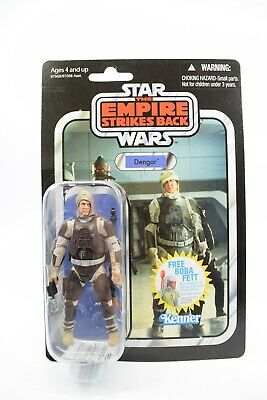 Star Wars Vintage Collection VC01 Bounty Hunter Dengar Loose Complete