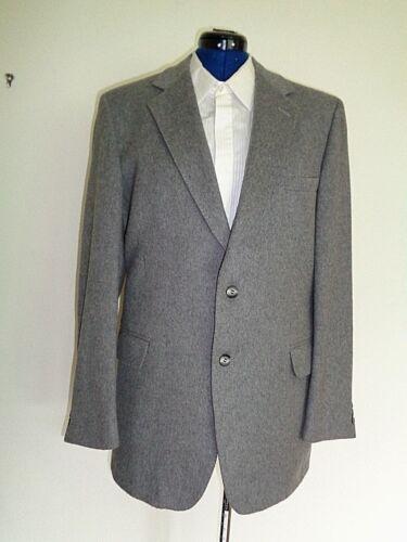 b cashmere Bellini 42 di grigio L S sportivo uomo Cappotto da Enrico lana 0HqxvFCCw6