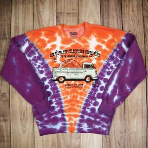 Gildan-Tie-Dye-Sweatshirt-Tye-Die-Music-Festival-Multicoloured-Sweater