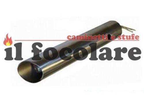 Spark plug resistance Pellet Stove d.16 x120-350w Anselmo cola