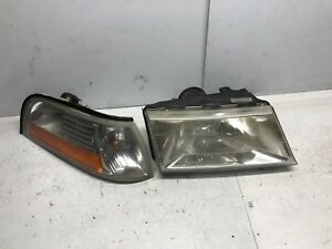 Image Is Loading 2003 2004 2005 Mercury Grand Marquis Headlight With