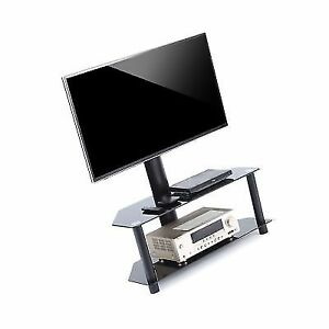 Swivel Tv Stand With Mount For 32 To 55 Inch Tvs Tw1001