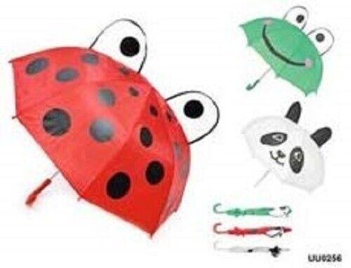 0311 Laltex 3d Kids Umbrella FROG
